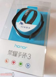 بسته بندی Honor Band 3
