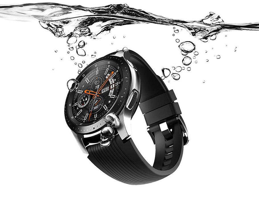 ساعت هوشمند ضد آب Galaxy Watch SM-R800