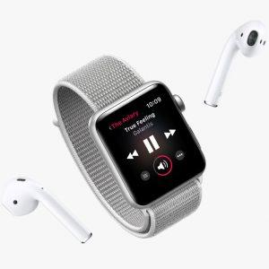 امکان پخش موسیقی در اپل واچ 3