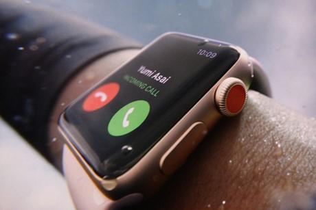 خرید اپل واچ سری 3 سایز 38 میلی متر با قابلیت مکالمه