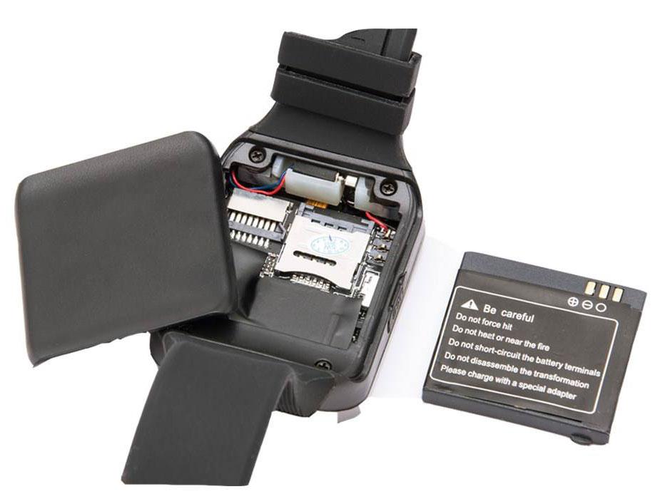 نحوه نصب سیم کارت در ساعت هوشمند میدسان مدل Q18