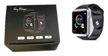 بسته بندی ساعت هوشمند Fany Wang مدل A1-Fany