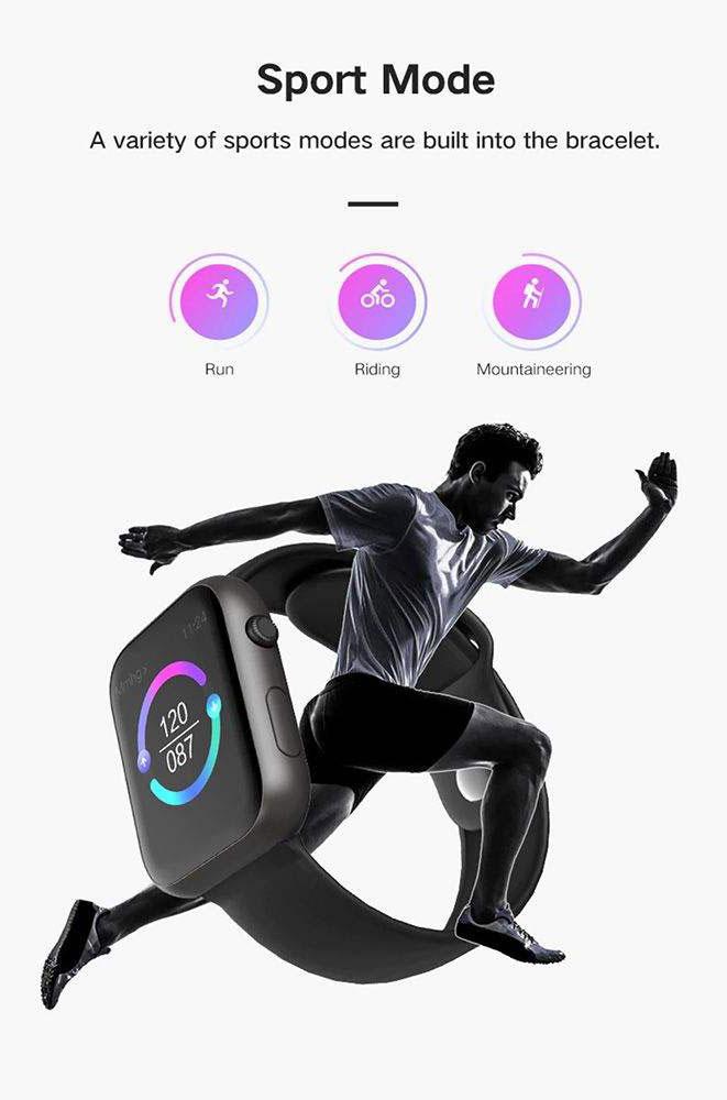 قابلیت های ورزشی ساعت هوشمند اس ایکس 16