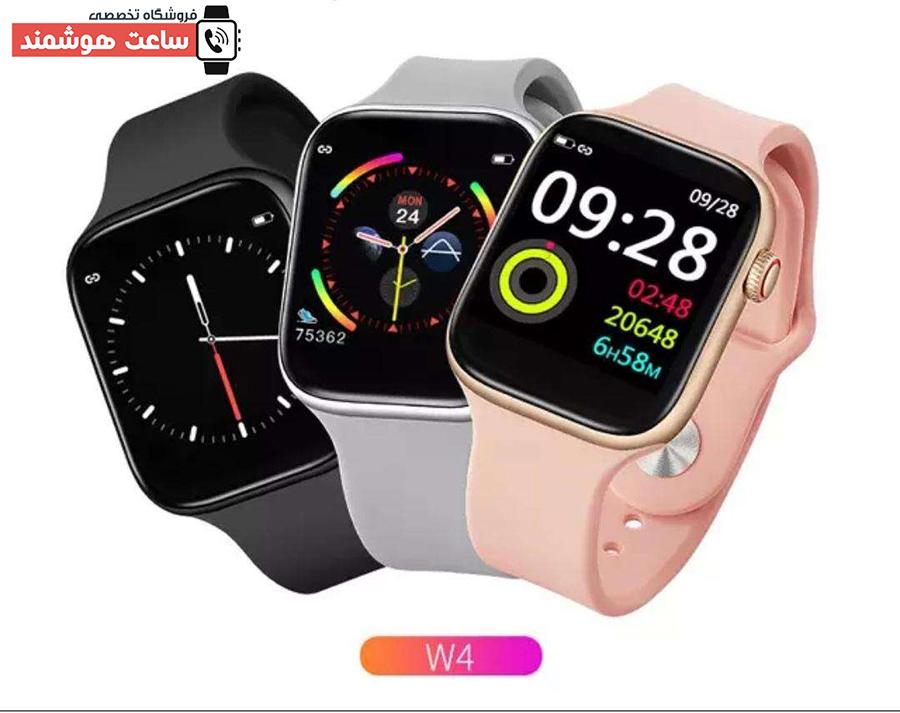 ساعت هوشمند W4