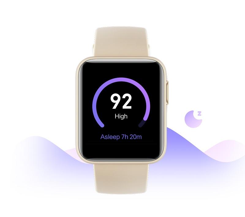 پایش خواب ساعت هوشمند Mi Watch Lite