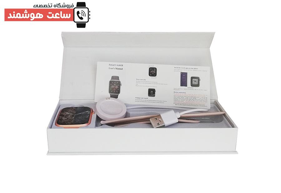 بسته بندی ساعت هوشمند T500 Plus Pro