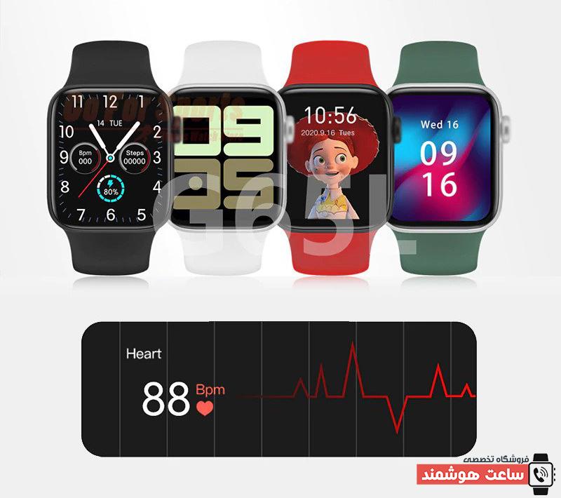 واچ فیس های ساعت هوشمند تاچ لاین TL-26134
