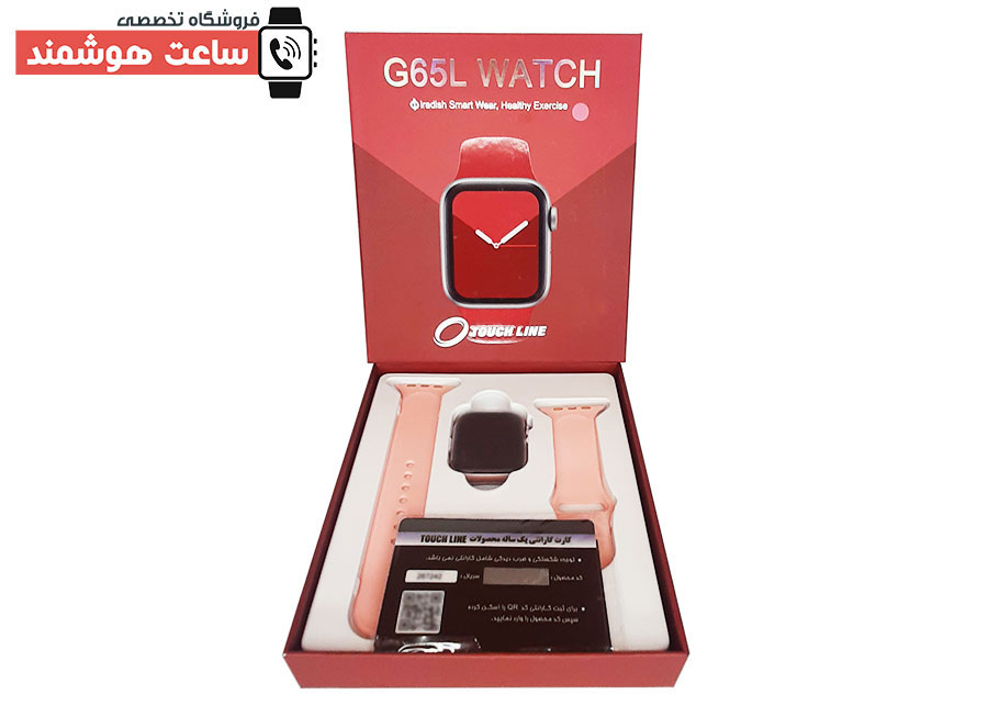 ساعت هوشمند تاچ لاین TL-26134