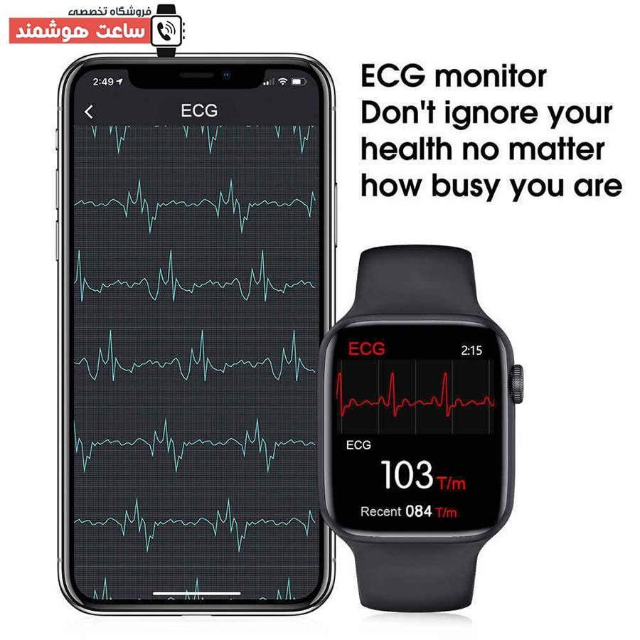 سنسور ECG ساعت W26