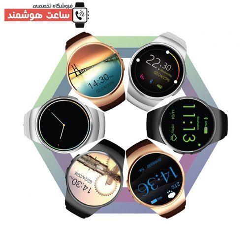 ساعت هوشمند مدل کینگ ویر kw18
