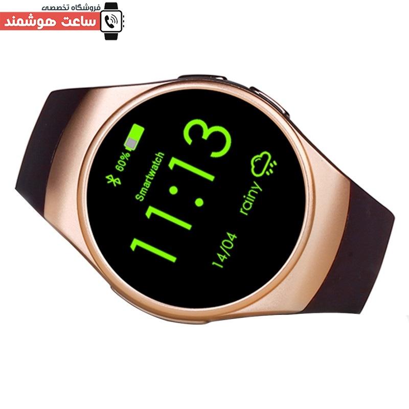 ساعت هوشمند مدل KW18