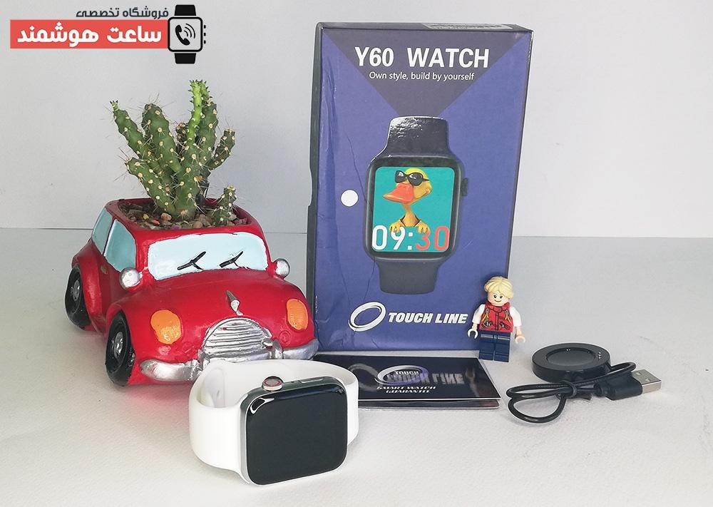 ساعت هوشمند تاچ لاین مدل TL-26130