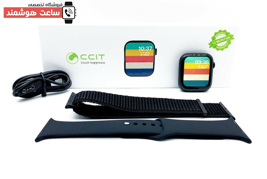بسته بندی ساعت هوشمند CT1