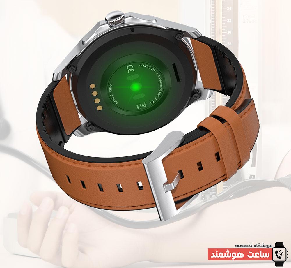 سنسورهای سلامتی ساعت هوشمند مدل SK3