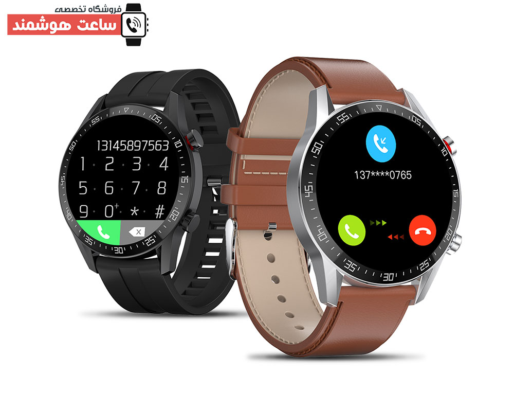 امکان مکالمه با ساعت هوشمند مدل SK7