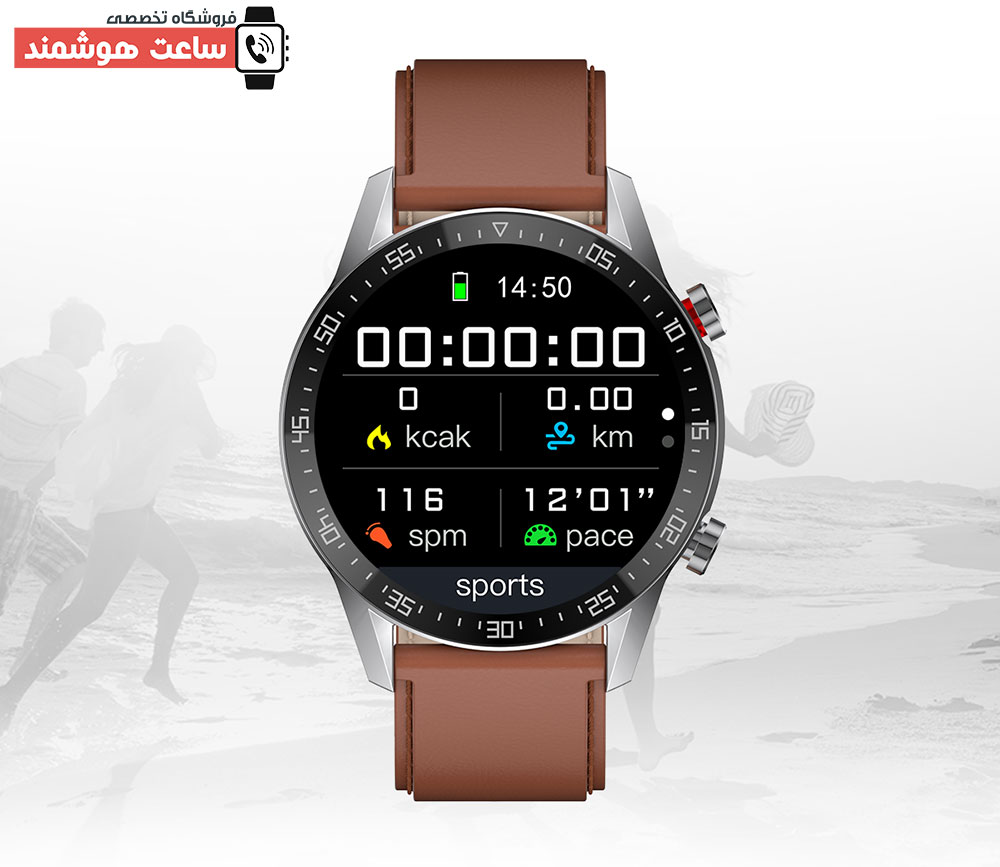 سنسور گام شمار ساعت هوشمند SK7