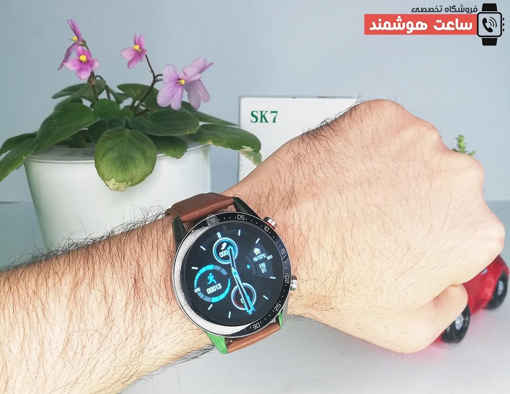 ساعت هوشمند مدل SK7