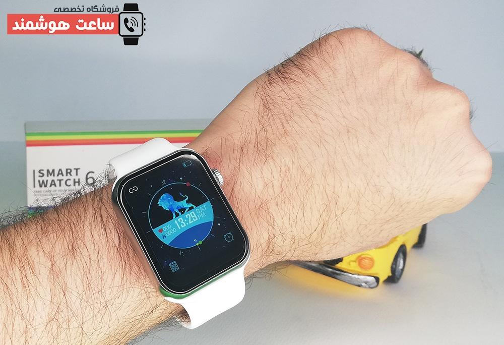 ساعت هوشمند تاچ لاین مدل TL-26137