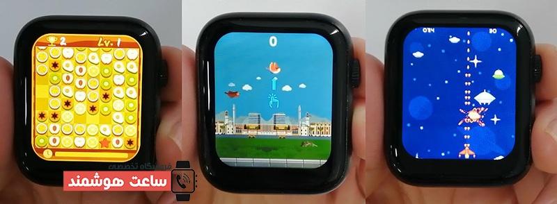 بازی ساعت هوشمند تاچ لاین tl-26140