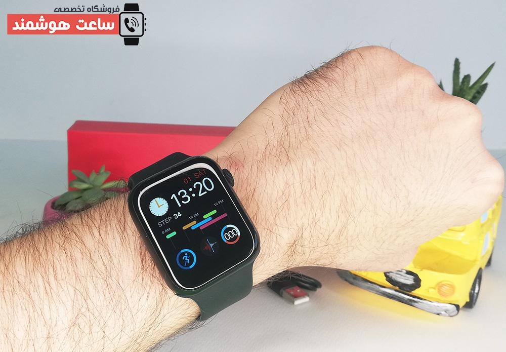 ساعت هوشمند تاچ لاین مدل 26144