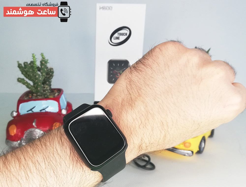 ساعت هوشمند تاچ لاین TL-26155