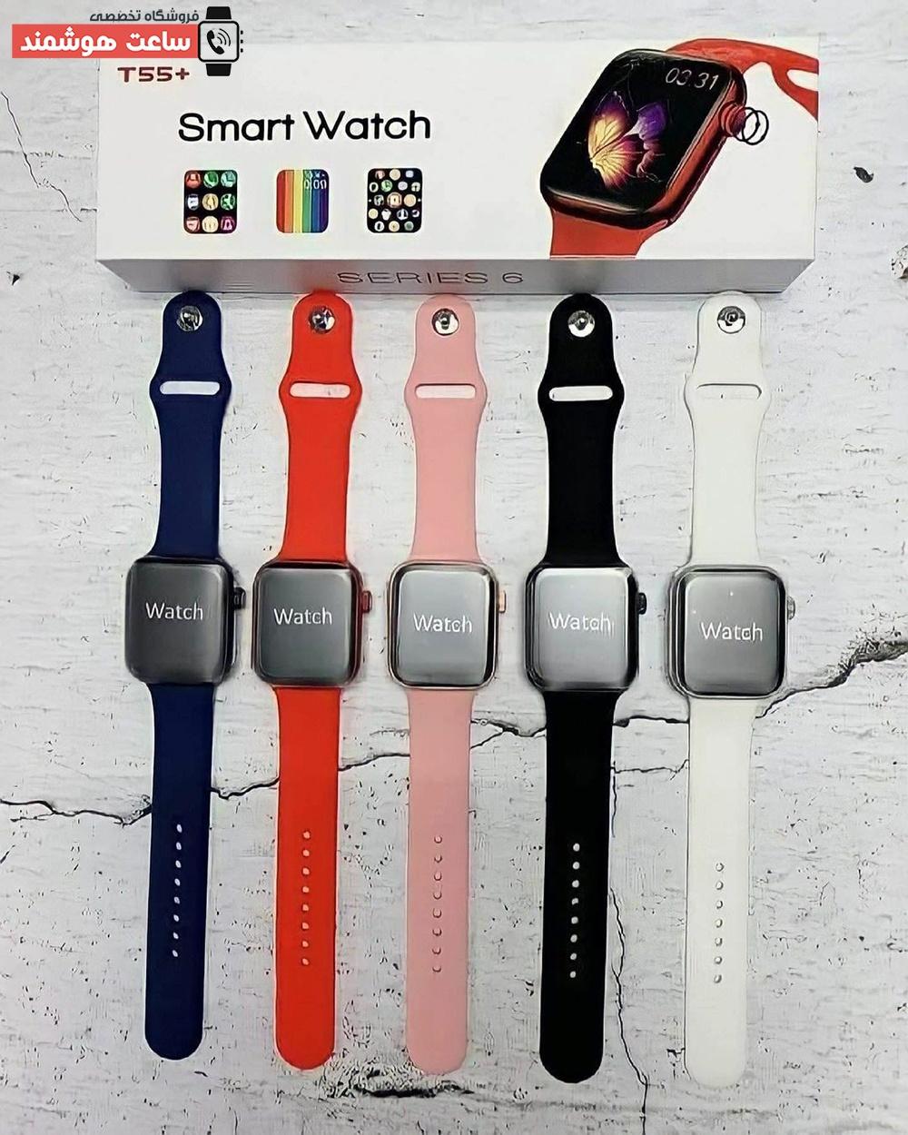ساعت هوشمند تاچ لاین مدل TL-26147