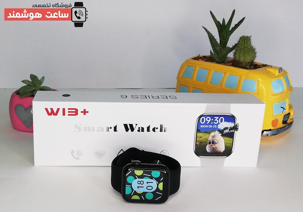 ساعت هوشمند مدل W13 Plus