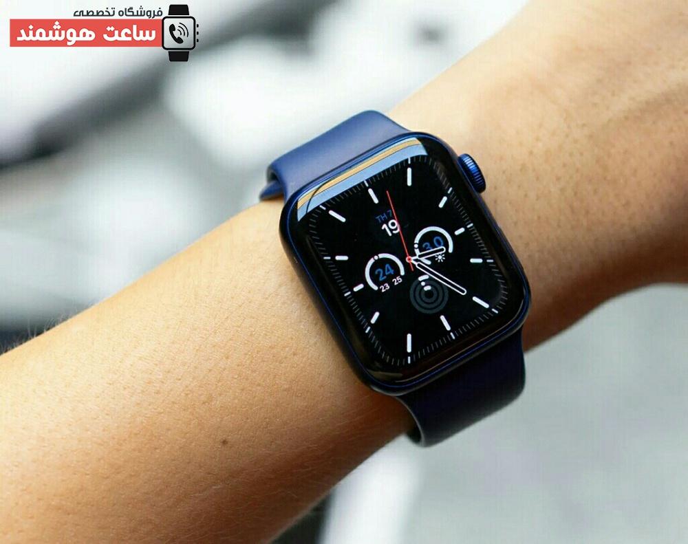 صفحه نمایش ساعت هوشمند HW22 پرو