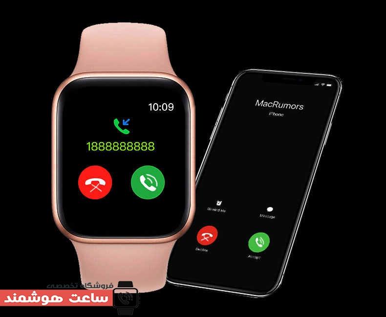 امکان اتصال ساعت هوشمند تاچ لاین tl-26131 به گوشی های هوشمند