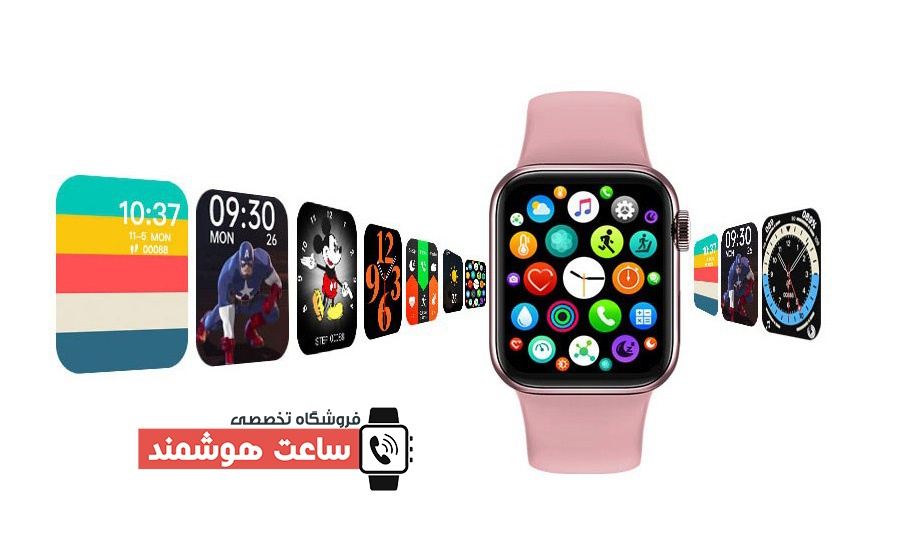 ظاهر ساعت هوشمند تاچ لاین مدل tl-26141