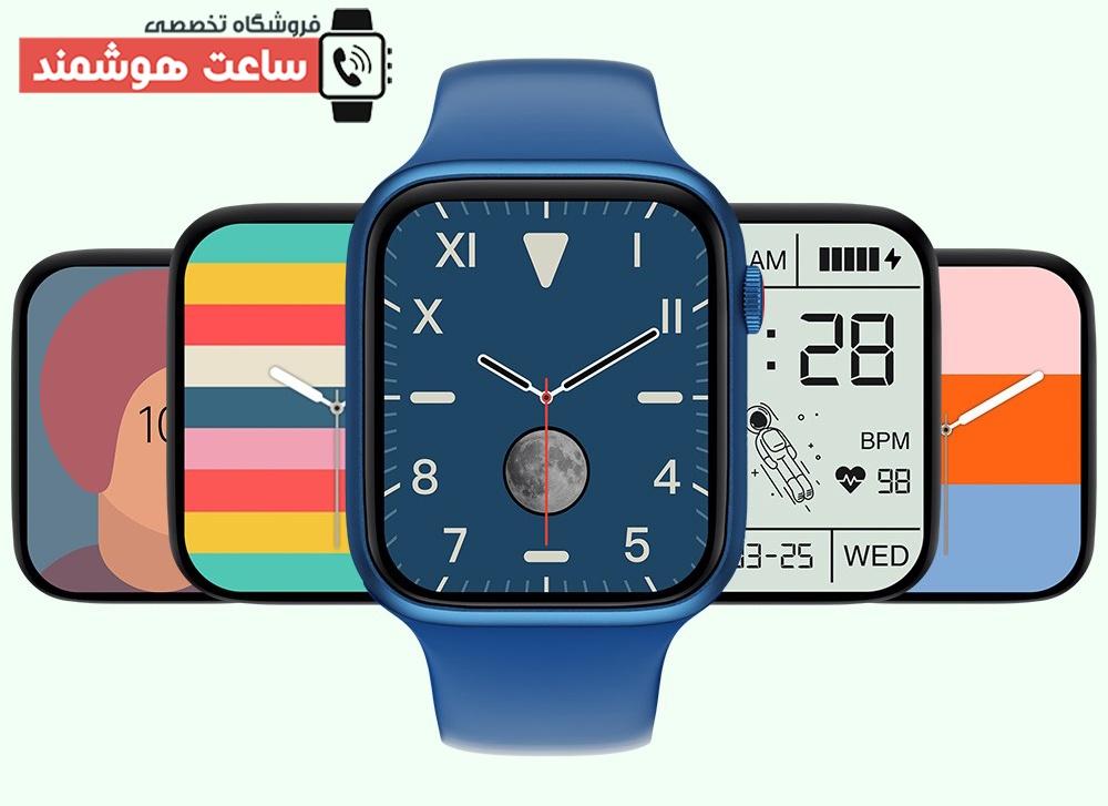 ساعت هوشمند W78 Pro