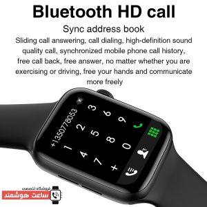 شماره گیری با ساعت HW22 Plus