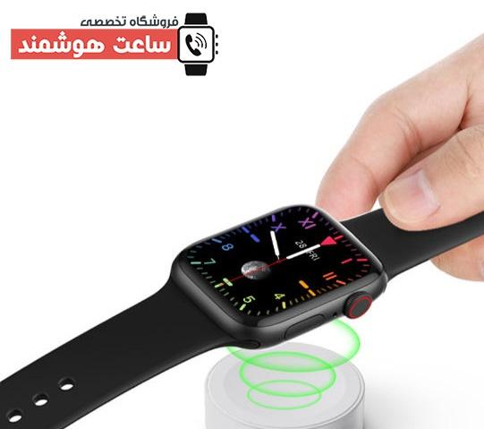 شارژر وایرلس ساعت هوشمند مدل M26 Plus