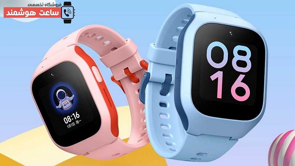 ساعت هوشمند کودکانه شیائومی مدل MITU 4G Phone Watch 5C