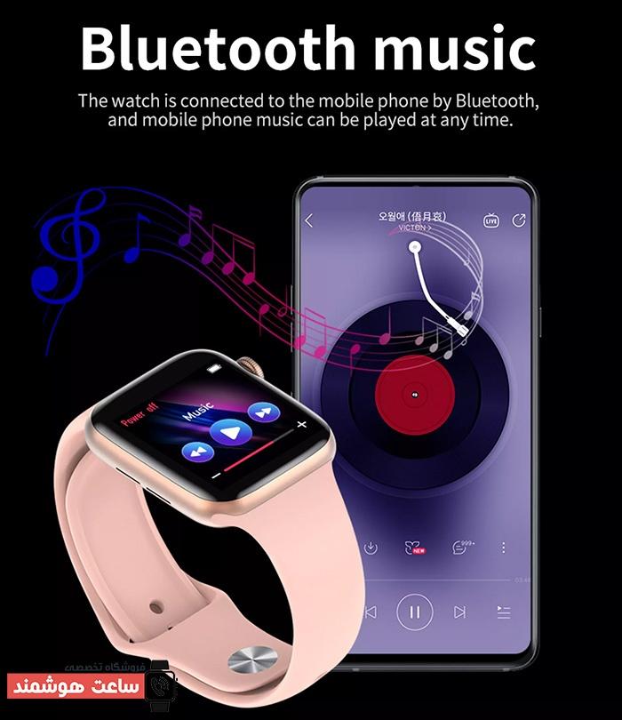 موزیک پلیر ساعت هوشمند H6 پرو