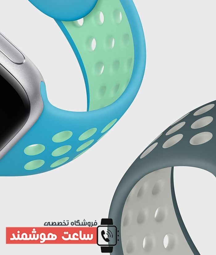 بند نایکی ساعت هوشمند اپل
