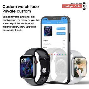اپلیکیشن ساعت هوشمند Watch 7
