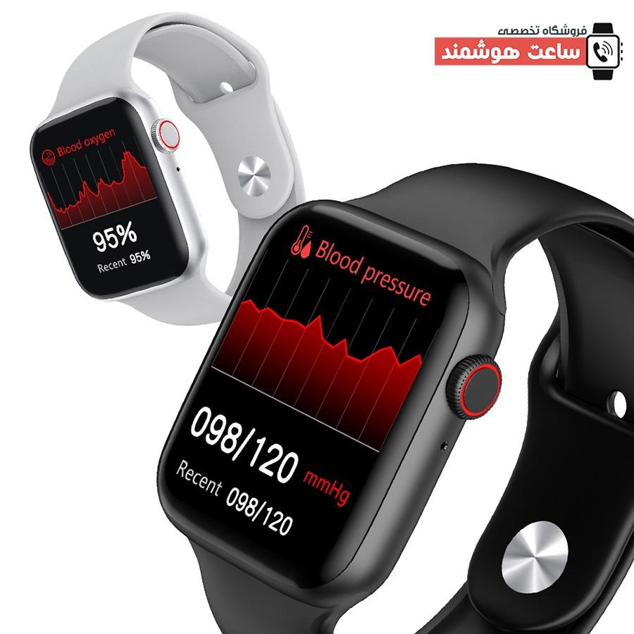 سنسورهای سلامتی ساعت میکروویر Watch 7