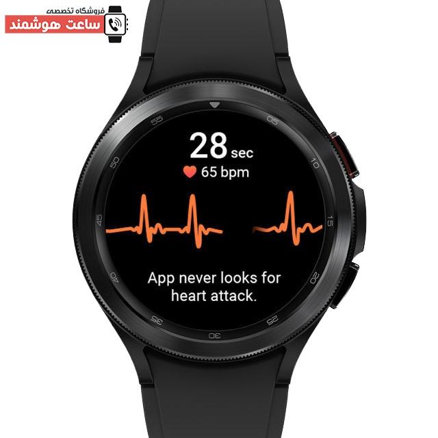 سنسورهای سلامتی Galaxy Watch4 کلاسیک