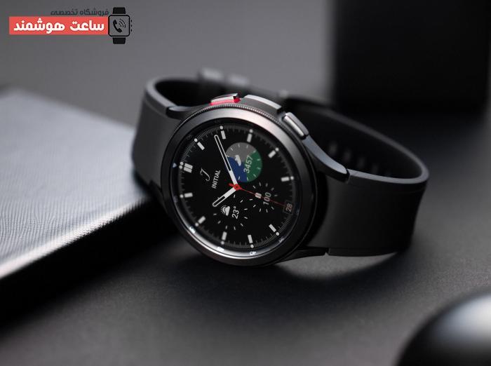 ظرافت در طراحی ساعت هوشمند سامسونگ مدل Galaxy Watch4 Classic