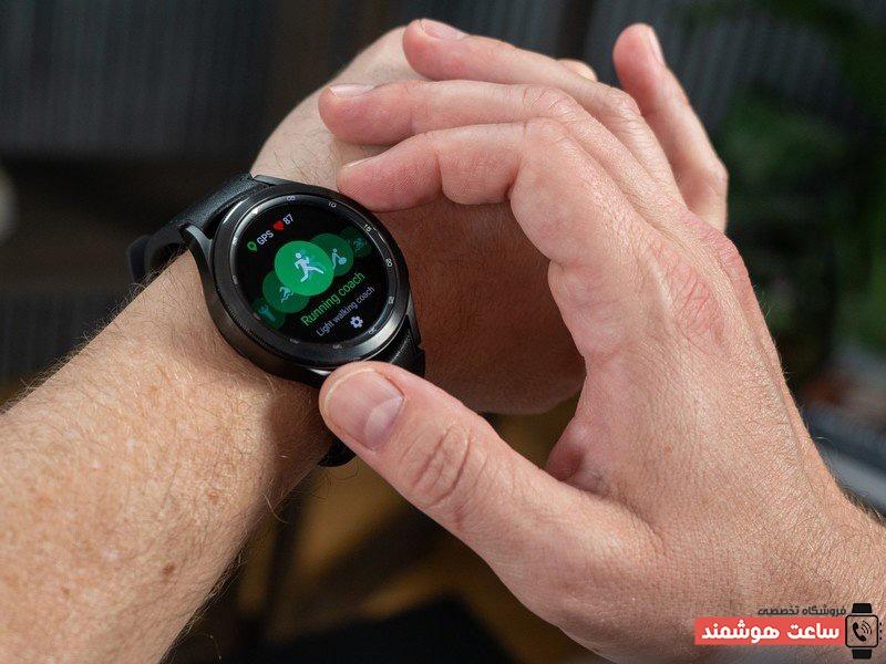 صفحه چرخان ساعت Galaxy Watch4 Classic سامسونگ