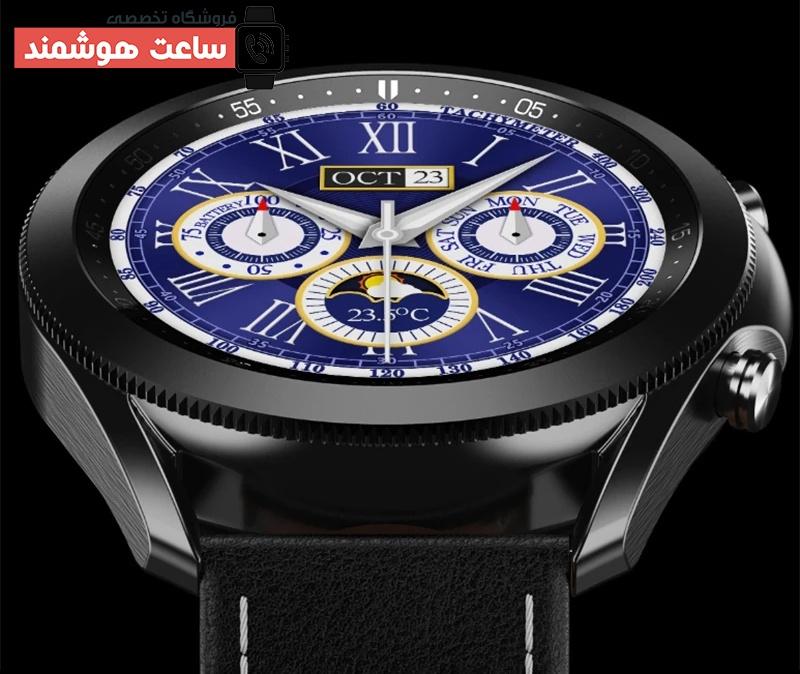 طراحی ظاهری ساعت هوشمند مدل W3