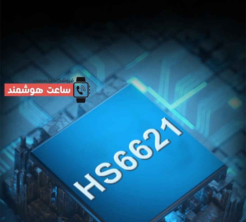 پردازنده قوی و منوی روان ساعت هوشمند X22 Pro
