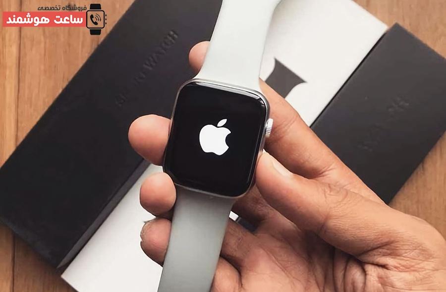 لوگو اپل واچ در Smart Watch HT66