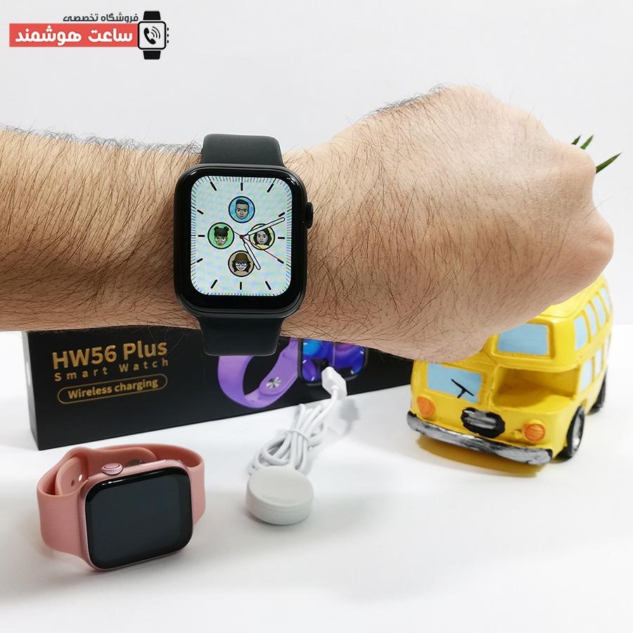 واچ فیس های Smart Watch Hw56 Plus